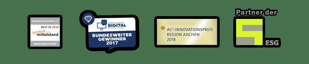 ExpoCloud Branchen Awards