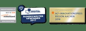 ExpoCloud Besuchermessung Awards
