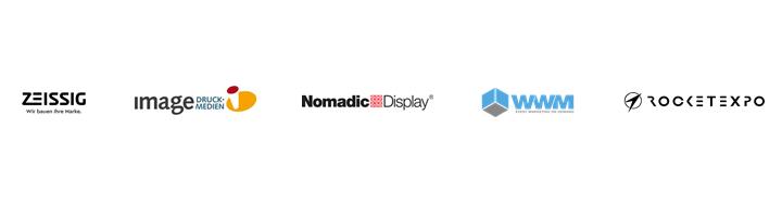 ExpoCloud Partner Logos