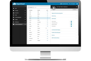 ExpoCloud Contract-Management - User-Management