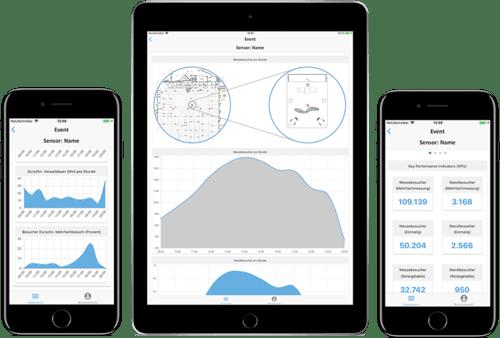 RocketExpo Event Metrics App