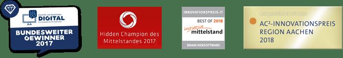 WWM Live Kommunikation - Awards