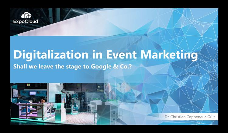 Digitalization in Event Marketing